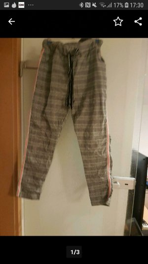mister*lady 7/8 Length Trousers multicolored