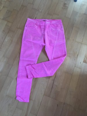 Invictus 7/8 Length Trousers pink-neon pink