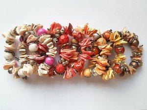 7 Armbänder Strand Muscheln Bettelarmbänder