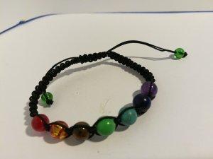 7 Chakra Armband für Kinder mit Lava Steinen. Diffuser Armband. Neu.