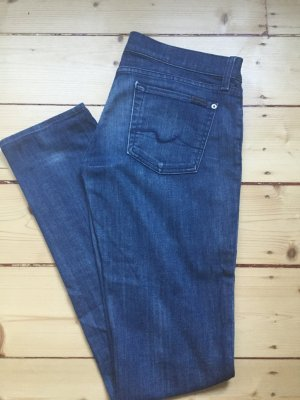 7 for all Mainkind Stretch-Jeans - Slimfit - Größe 29