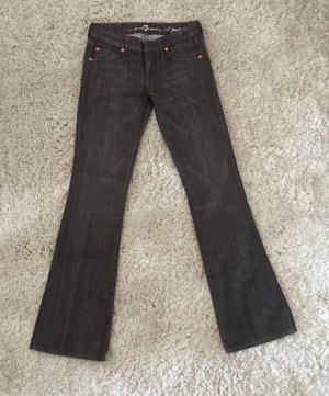 7 for all mankind A-Poket mit Swarovski, edel, W 25, neu!