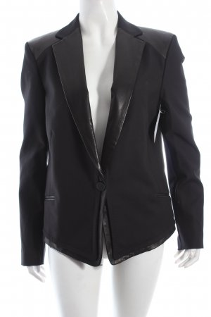 7 For All Mankind Blazer schwarz Business-Look