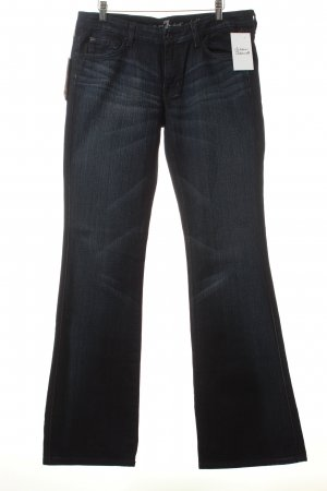 "7 For All Mankind Boot Cut Jeans ""'A' Pocket"" dunkelblau"