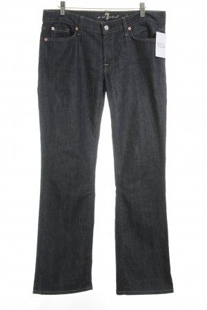 7 For All Mankind Boot Cut spijkerbroek blauw casual uitstraling