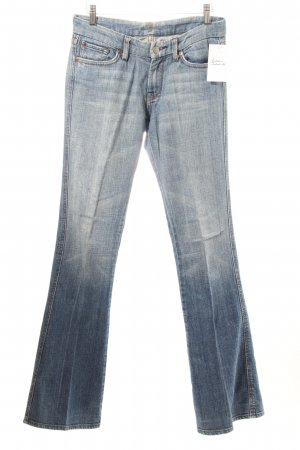 7 For All Mankind Boot Cut Jeans blau Dekoelemente