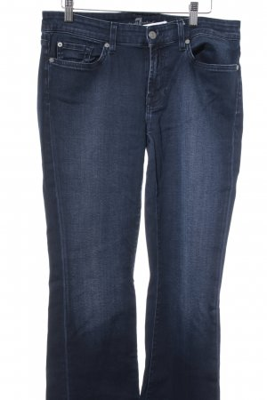 "7 For All Mankind Jeans svasati ""Bootcut"" blu scuro"