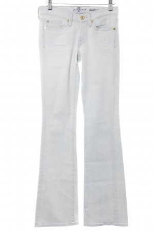 """7 For All Mankind Boot Cut Jeans """"bootcut"""" himmelblau"""