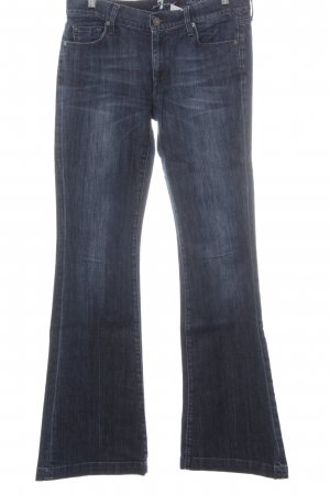 "7 For All Mankind Boot Cut Jeans ""Charlize"" dunkelblau"