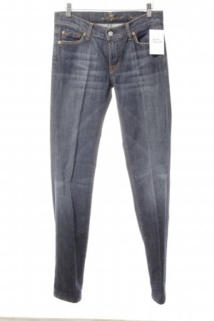 7 For All Mankind Boot Cut spijkerbroek donkerblauw-korenblauw