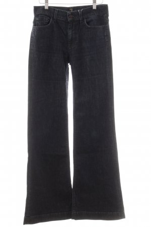 "7 For All Mankind Boot Cut Jeans ""Ginger"" dunkelblau"