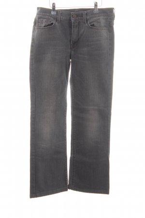 "7 For All Mankind Vaquero de corte bota ""ginger"" gris"