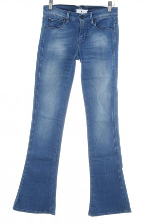 7 For All Mankind Boot Cut spijkerbroek veelkleurig gewassen uitstraling