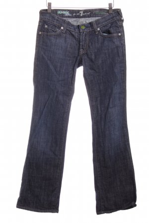 "7 For All Mankind Boot Cut Jeans ""Organic Denim bootcut"" dunkelblau"