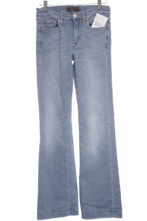 "7 For All Mankind Boot Cut Jeans ""silk touch"""