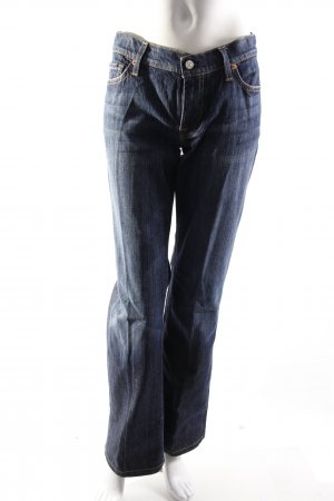 7 for all Mankind Boot Cut-Jeans Waschung