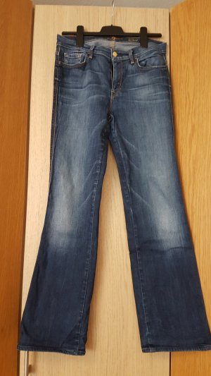 7 for all mankind Bootcut- Jeans