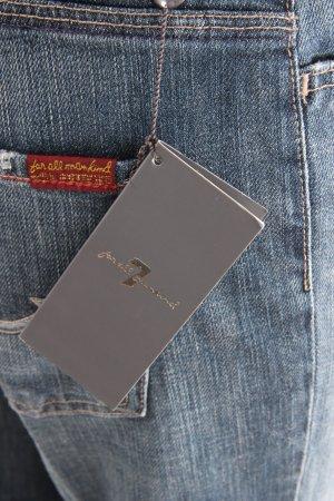 "7 for all mankind Bootcut Jeans Gr. 26 (EU-Größe 34), Länge 34"""