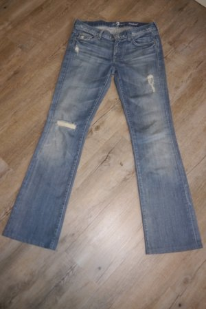 7 For All Mankind Bootcut Jeans W 28