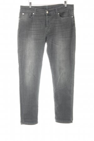 7 For All Mankind Boyfriend Jeans grey casual look
