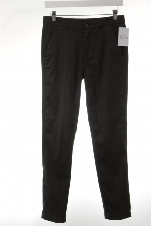 7 For All Mankind Pleated Trousers green grey flecked casual look