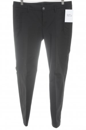 7 For All Mankind Pleated Trousers black business style