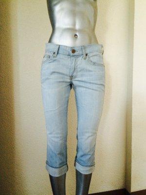 7 for All Mankind Capri Jeans Crop a Pocket Gr. 27