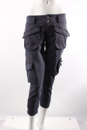 7 For All Mankind Cargohose blau