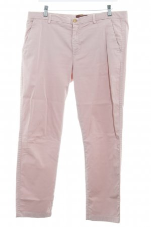 7 For All Mankind Pantalon chinos vieux rose style d'affaires