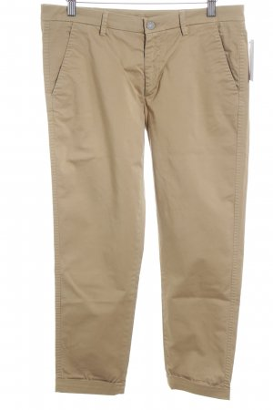 7 For All Mankind Chinohose beige-camel Casual-Look