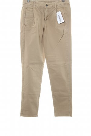7 For All Mankind Chinohose beige Casual-Look