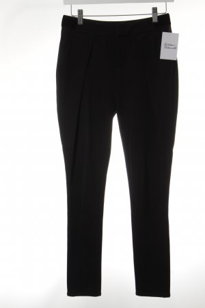 7 For All Mankind Pantalon chinos noir style d'affaires