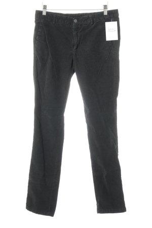7 For All Mankind Corduroy broek zwart casual uitstraling