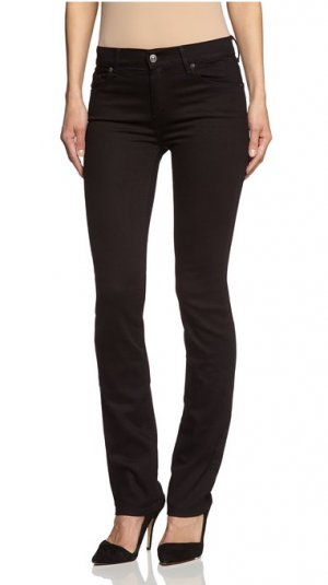 7 for all mankind Damen Straight Leg Jeans