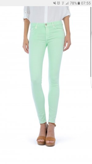 7 for all Mankind 'Gwenevere' super skinny jeans w24 / 25