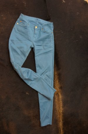 7 for all mankind Hose blau W26