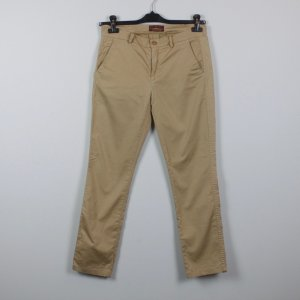 7 FOR ALL MANKIND Hose Gr. 28 hellbraun Mod. Roxanne Chino (18/11/288/R)