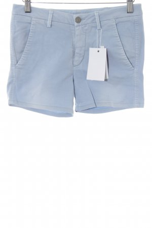 7 For All Mankind Hot Pants azure casual look