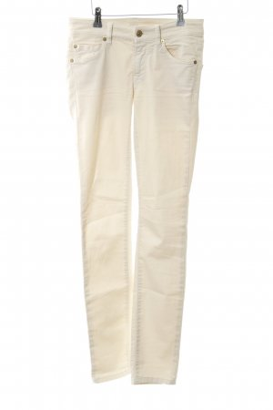 7 For All Mankind Vaquero hipster crema look casual