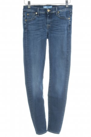7 For All Mankind Low Rise jeans veelkleurig Jeans-look