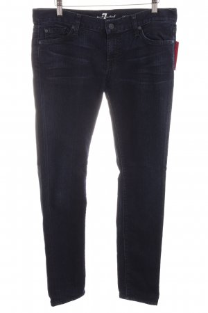 "7 For All Mankind Hüftjeans ""roxanne"" dunkelblau"