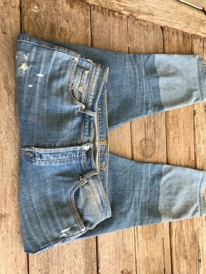 7 For All Mankind Jeans svasati azzurro