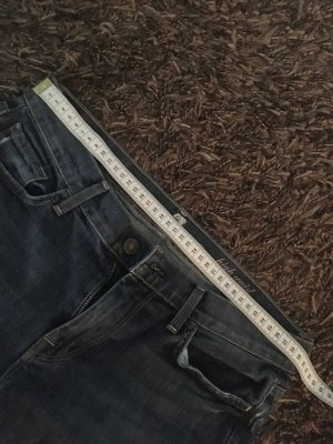 7 For All Mankind Straight Leg Jeans blue-dark blue