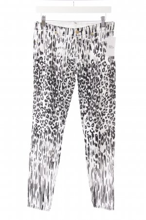 7 For All Mankind Jeans Animalprint