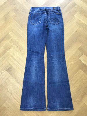 7 for all mankind Jeans blau Gr 25
