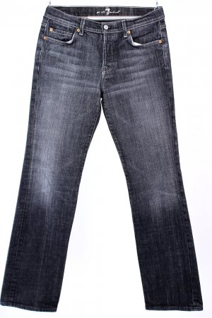 7 for all mankind Jeans blau Größe W31 1712040490747