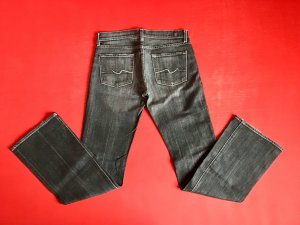 7 For All Mankind Jeans svasati nero
