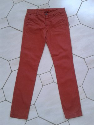 7 FOR ALL MANKIND Jeans, cognac, Gr. 28