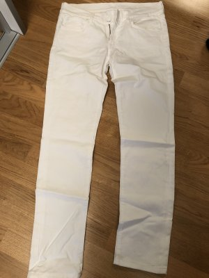 7 For All Mankind Vaquero blanco