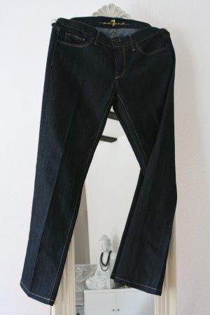 7 for all mankind Jeans, Gr. 29, goldene Nähte!